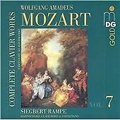Complete Works for Piano Vol. 7 (Rampe) CD NEW