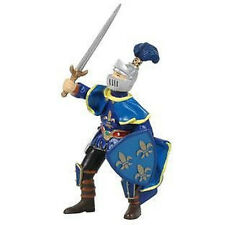 Papo Paladin soldier with Blue Feather Toy Fantasy Figure Pretend Play 39267 New
