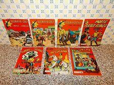 SCERIFFO COLT N. 2-3-4-7-8-9-11 ARDEA 1959 1960 OTTIMA ANCHE VENDITA SINGOLI