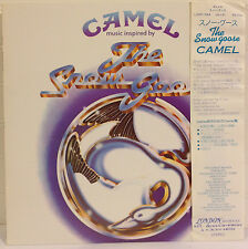 Camel / The Snow Goose vinyl LP 1985 Japan press EX+ !! w/ obi PROG