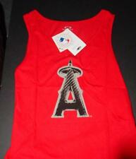 NWT Licensed MLB Oakley Los Angeles Angels Baseball Tank Shirt Size M