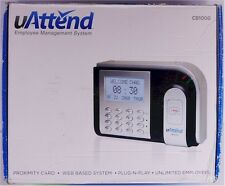 NEW uAttend CB1000 Employee Management System (Web Based Time Clock)