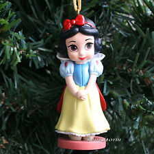 CUSTOM Disney Animators Princess Snow White Toddler Christmas Ornament PVC