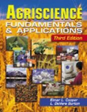 Agriscience: Fundamentals and Applications by Burton, L. DeVere