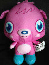 Pink Poppet Moshi Monsters Poppet 7 inches tall Plush Soft Toy *