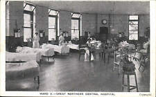 Holloway. Ward V. Great Northern Central Hospital by Bishops' Photo Supplies.