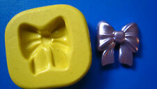 Bow Silicone Mold Gumpaste Fondant Cake polymer clay  #414
