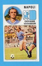 PANINI CALCIATORI 1976/77-Figurina n.206- VAVASSORI - NAPOLI -Rec
