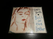 SONIC YOUTH BULL IN THE HEATHER Razorblade Doctor's Orders CD SINGLE Geffen