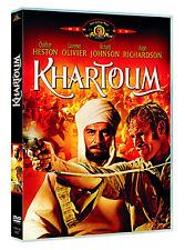 """DVD """"KHARTOUM""""- Charlton Heston, Laurence Olivier,NEUF SOUS BLISTER"""