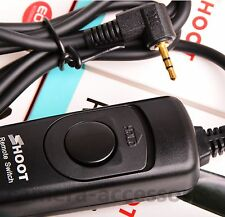 Camera Remote Shutter Release Control Switch CS-205 Pentax K-01 K-30 K-50 K-500