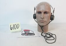 Vintage WWII Allied Radio Co. Army Air Corps Headphones