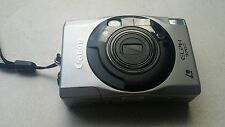CANON ELPH 370 Z 23-69mm POINT AND SHOOT FILM CAMERA WITH LEATHER CASE