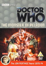 Doctor Who - The Monster of Peladon (2 Disc Special Edition) GOOD/VG COND.