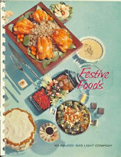 Festive Foods Holiday Cook Book 1959