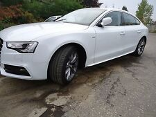 AUDI A5 S5 RS5 SPORTBACK SIDE SKIRTS S-LINE TUNING NEW !!!