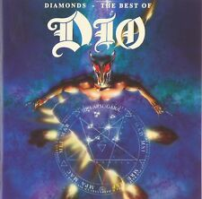CD - Dio - Diamonds - The Best Of Dio - #A1104