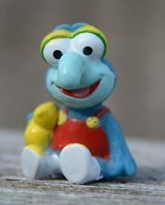 Scarce Vintage MUPPET BABIES GONZO & Camilla Chick PVC Toy Figure Baby Henson
