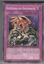 YU-GI-OH Reißzähne des Hinterhalts Common TAEV-DE070