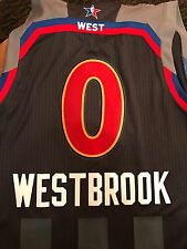 Russell Westbrook 2017 NBA All-Star Game New Orleans Swingman Jersey NOLA Small