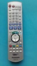 Original Remote Control Fit For Panasonic EUR7659Y60 DMR-EH75V DVD TV