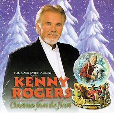 Christmas from the Heart by Kenny Rogers (Cassette, Oct-2000, Dream Catcher R...