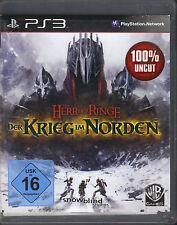 Der Herr der Ringe - Der Krieg im Norden (PS3)