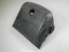 83 HONDA CX650C CUSTOM TAIL TOOL BOX LID REGISTRATION JOCKY GLOVE #1