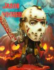 Jason Voorhees Friday the 13th - Halloween Chibi Plastic Action Figure