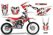 AMR Racing Honda CRF125 F Graphics Kit Bike Decal Sticker Part 14-16 EXPO RED