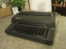 Electric OLIVETTI CX-880 Typewriter Black Electronic EXCELLENT CONDITION