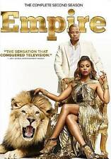Empire: Second Season 2 Two (DVD, 2016, 5-Disc Set) Brand New and Sealed