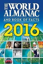 World Almanac and Book of Facts: The World Almanac and Book of Facts 2016 1...