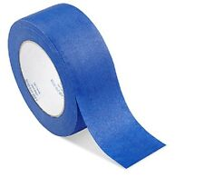 Premium Grade Blue Painters Masking Prep Tape for Multi-Surface 1 in X 60 yd