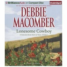 Lonesome Cowboy Vol. 1 : A Selection from Heart of Texas by Debbie Macomber...