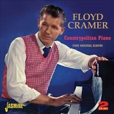 Countrypolitan Piano: The First Four Albums by Floyd Cramer (CD, Mar-2012, 2...