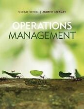 Operations Management by Andrew Greasley (Paperback, 2009)
