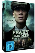 6 DVD-Box ° Peaky Blinders - Gangs of Birmingham ° Staffel 1 & 2 ° NEU & OVP