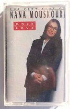 Vintage NANA MOUSKOURI The Best Of Only Love TAPE CASSETTE US 1991 Polygram