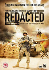 DVD:REDACTED - NEW Region 2 UK