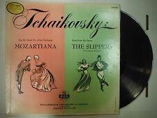 33 RPM Vinyl Tchaikovsky Mozartiana The Slippers MGM E3026 121514KME