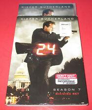 24: Season 7- NEW SEALED [6 -Discs Set ] DVD Widescreen FREE SHIPPING!
