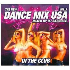 "Dance Mix USA ""In The Club"" Vol 3 Continuous DJ Mix By Skribble)"