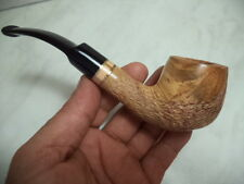 PIPA NERONE ULIVO OLIVE PIPE PFEIFE TOP QUALITY ITALIAN ARTISAN PIPE 30 NEW