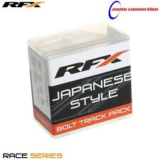 RFX JAPANESE OEM TYPE BOLTS TRACK PACK AND FASTENERS KIT SUZUKI RMZ 250 2011