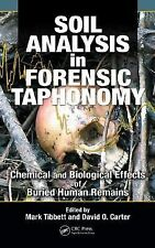 Soil Analysis in Forensic Taphonomy : Chemical and Biological Effects of...