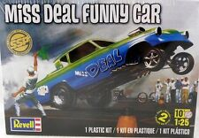 Revell Monogram Model Miss Deal Funny Race Car Plastic Model Kit 1/25