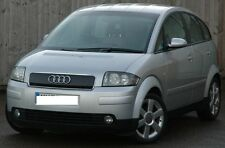 AUDI A2 1.4 AUA engine code 2002 breaking all parts available silver LY7W