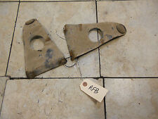 84 honda atc 200s 185 200 185s rear fender brackets 8551