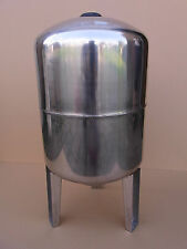 60 l Druckkessel Druckbehälter Membrankessel Hauswasserwerk 50 Edelstahl STVT